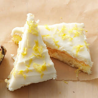 Lemon Angel Cake Bars.