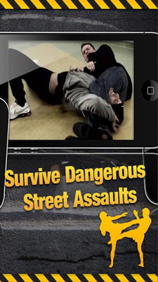 Self Defense Trainer FREE - screenshot