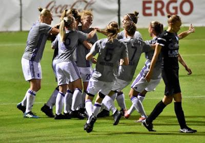 De vrouwen van Anderlecht maken wél indruk: 0-12 in Heist!