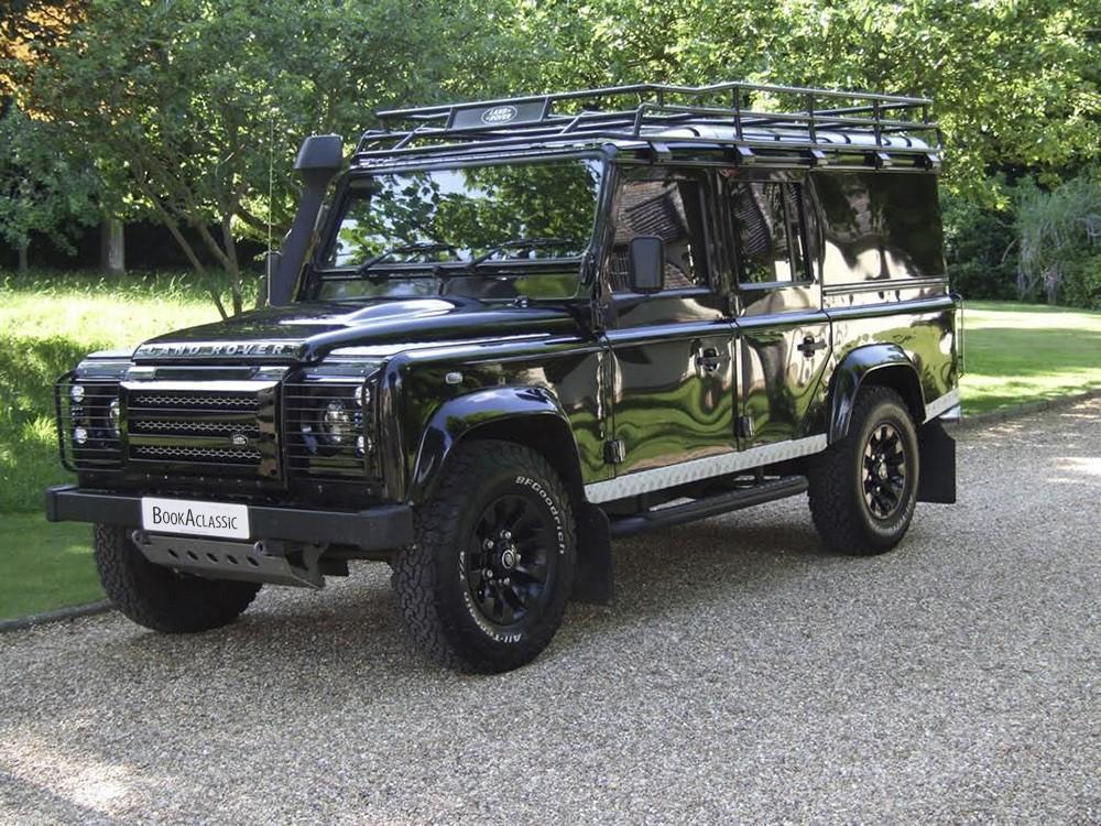 Land Rover Defender Hire Cambridge