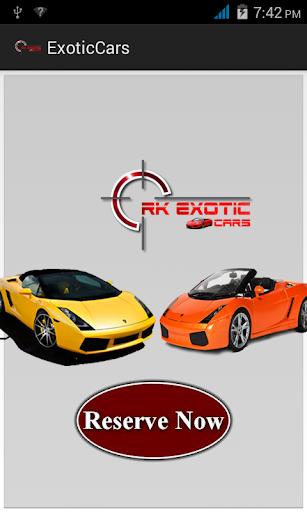 RK Exotic Cars
