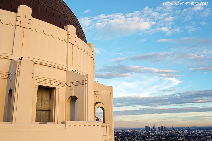 Los Angeles Griffith Observatory (15 Popular Day Trips from San Diego).