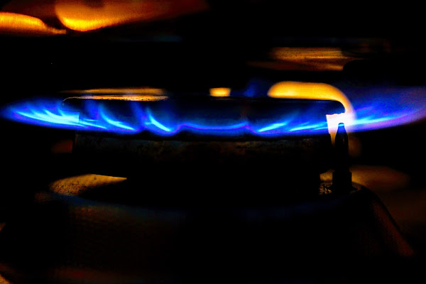 Blue fire di CarlottaPep