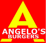 Logo for Angelo's Burger - Central