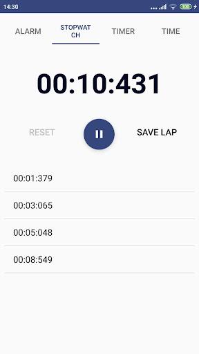 Simple Clock 1.0.7 Alpha screenshots 4
