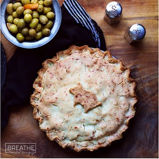 Tourtieres (Canadian Pork Pie) - Low Carb & Gluten Free