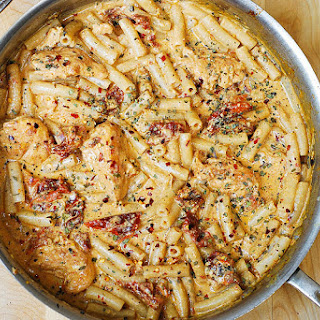 Chicken Sun Dried Tomato Pasta Recipes