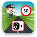 Speed Radar Detector (prank) icon