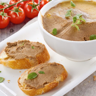 How To Make Smooth Chicken Liver Pate In One Pan.