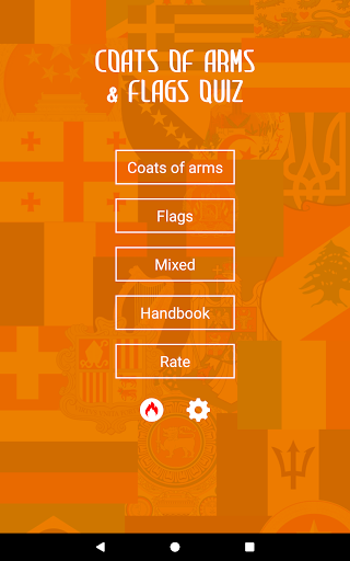 Flags of the World & Emblems of Countries: Quiz 2.11 screenshots 17