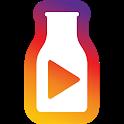 Samsung Milk Video icon