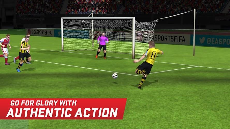 تحميل لعبه فيفا موبايل سكور  FIFA Mobile Soccer 1.1.0 APK