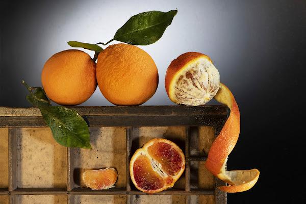 Orange doc di Moretti Riccardo