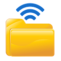 Wireless Copy FTP server icon