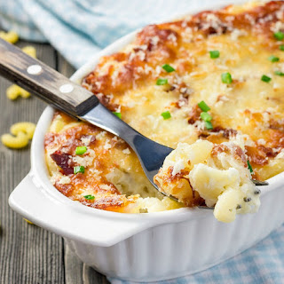 Baked Macaroni And Cheese With Cottage Cheese Recipes