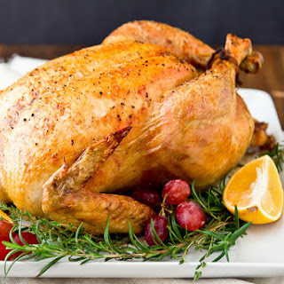 Salted Turkey with Citrus and Herbs
