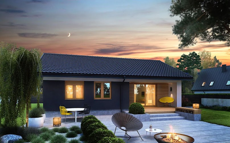 Z czego składa się dach dwuspadowy?