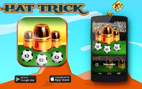 FOOTBALL HAT TRICK- Can you find the ball? - náhled