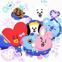 BT21 Shimeji icon