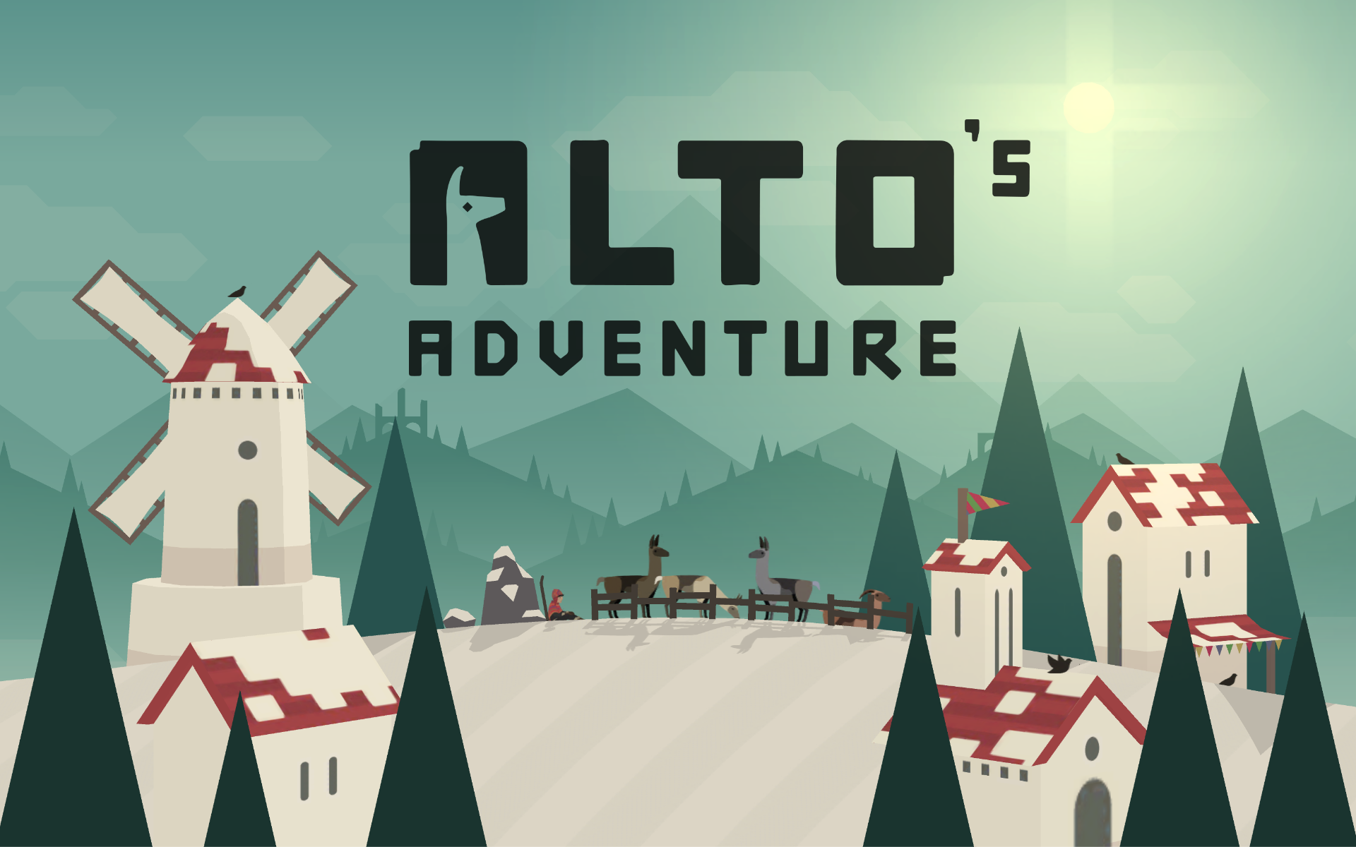 Alto's Adventure screenshot #21