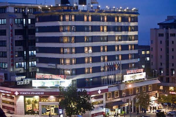 Kervansaray Fomara Hotel (KFS) (Ex.Kervansaray Bursa City Otel)