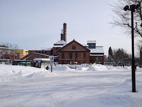 Photo: Sapporo Beer Museum