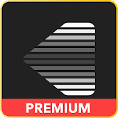 Darkroom Editor: Premium 8mm Retro & VHS Effect Icon