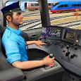 Indian Train City Driving Sim- Train Games 2018 apk