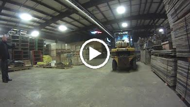 Video: Octo-V verses the Fork Lift.