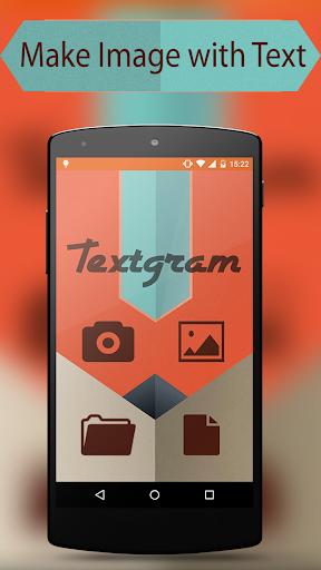 Textgram - Text On Photo