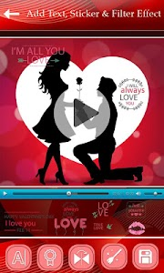 Love Video Maker with Song screenshot 3