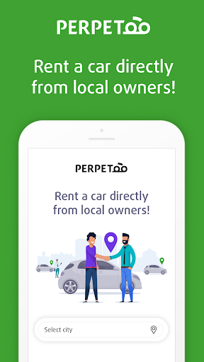 Perpetoo Car Sharing - Rent Directly From Owners screenshot 1