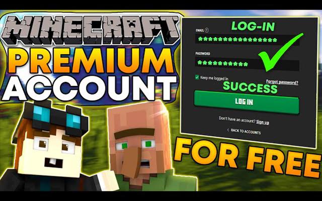 Minecraft Account Generator Chrome Web Store
