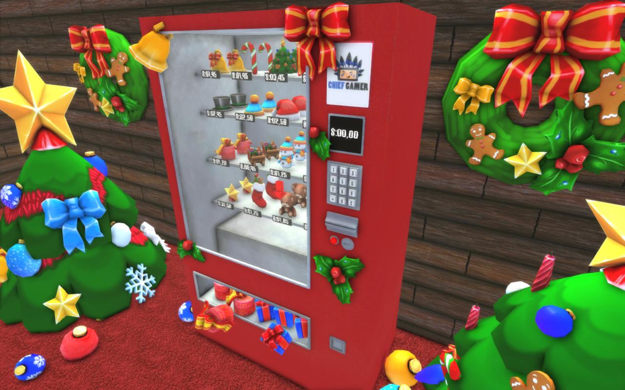 play vending machine