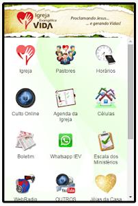IEV - Igreja Evangélica Vida screenshot 0