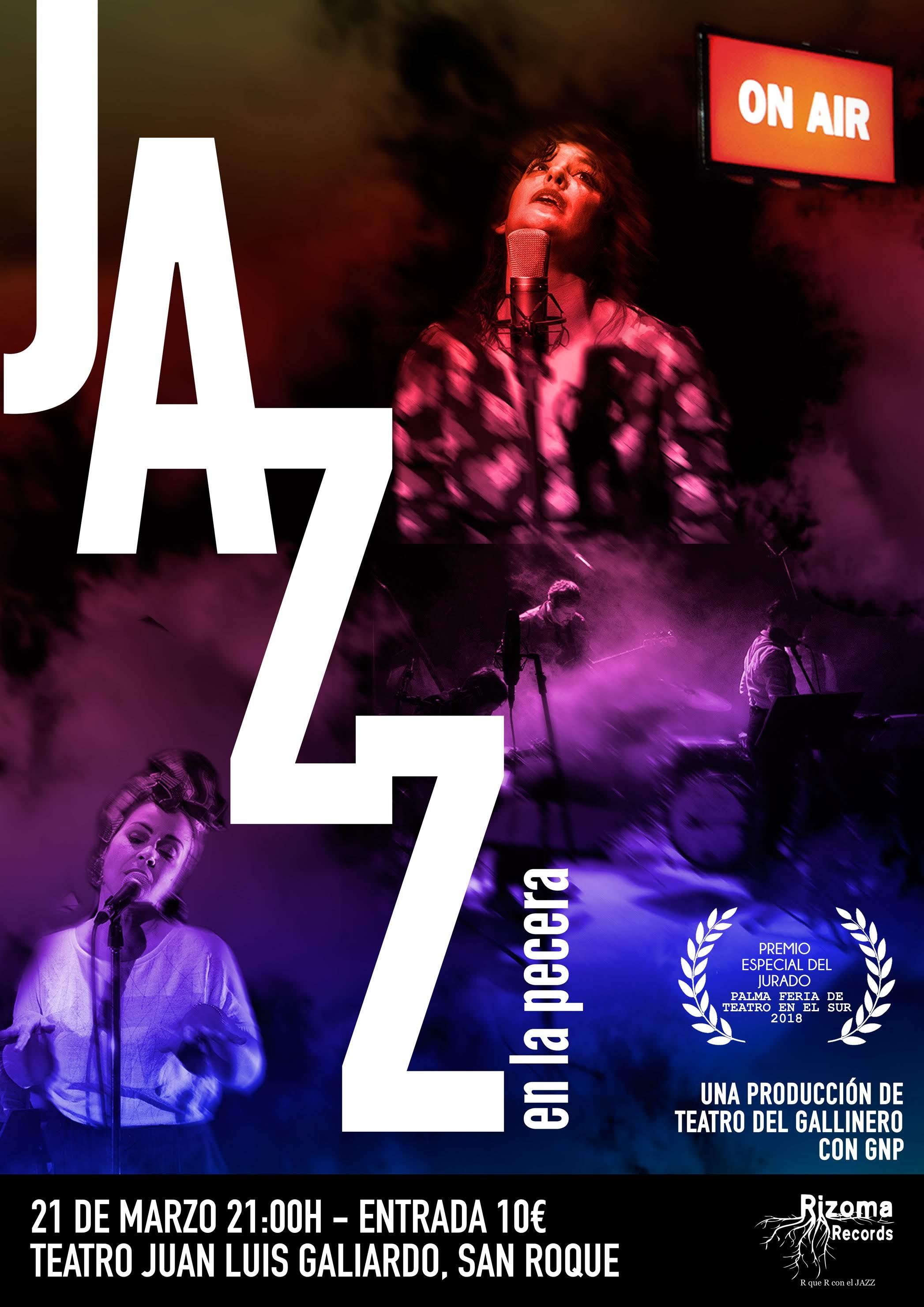 Jazz en la Pecera