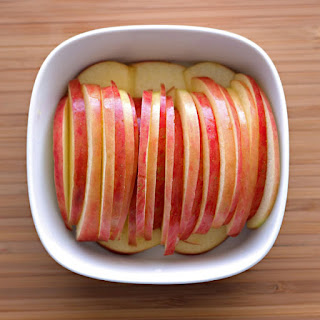 The Most Awesome Raw Apple Snack