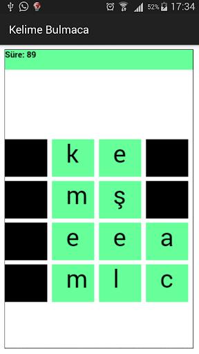 玩免費拼字APP|下載Kelime Cini app不用錢|硬是要APP