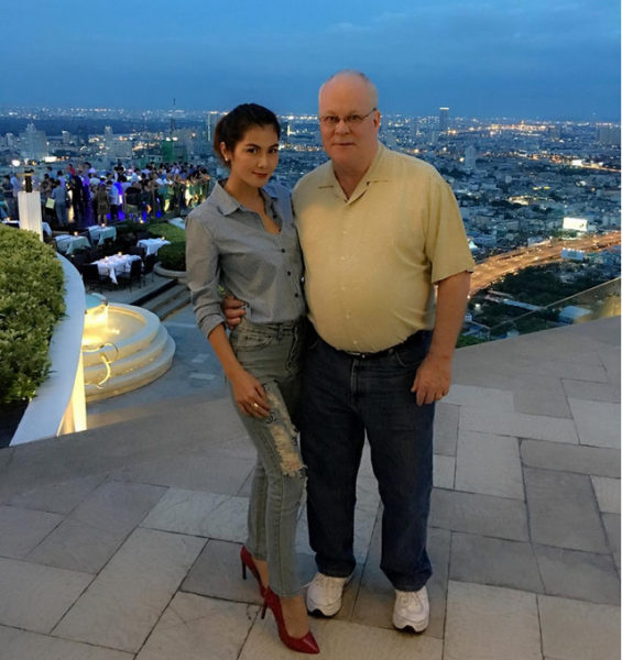 Thai Pornstar Admits She Never Had Sex With 72-Year-Old Millionaire Husband, Shes Actually Lesbian-1893