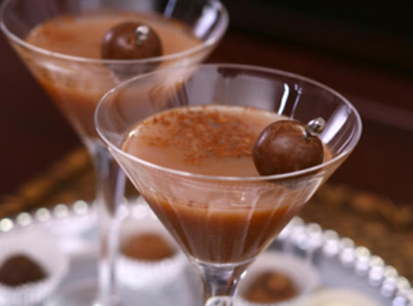Double~chocolate Truffletini Recipe