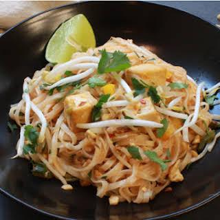Tofu Pad Thai.
