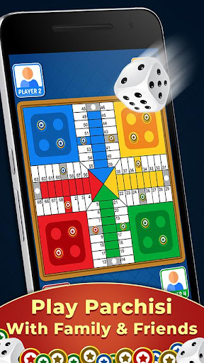 Parchisi Superstar - Parcheesi Dice Board Game 1.003 screenshots 1