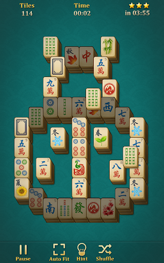 Mahjong Solitaire: Classic 1.6.6 screenshots 1