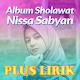 Sholawat Nissa Sabyan Terbaru Lagu + Lirik Offline for PC-Windows 7,8,10 and Mac