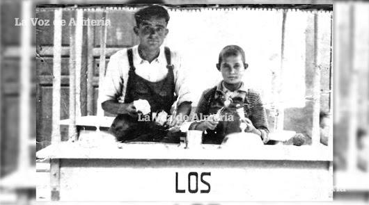 Los antiguos carritos de los helados