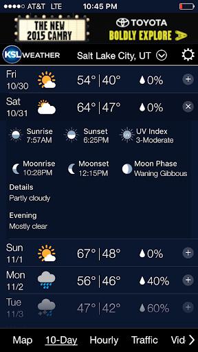 玩免費天氣APP|下載KSL Weather app不用錢|硬是要APP