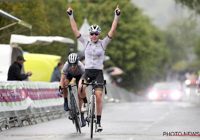 Net als in Eibar ook in Durango clash tussen Van der Breggen en Van Vleuten met zelfde winnares