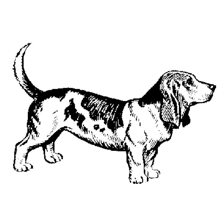 Logo of Angry Horse Regal Beagle