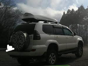 ランドクルーザープラド VZJ120W TXのカスタム事例画像 キョウさんの2020年02月24日13:30の投稿