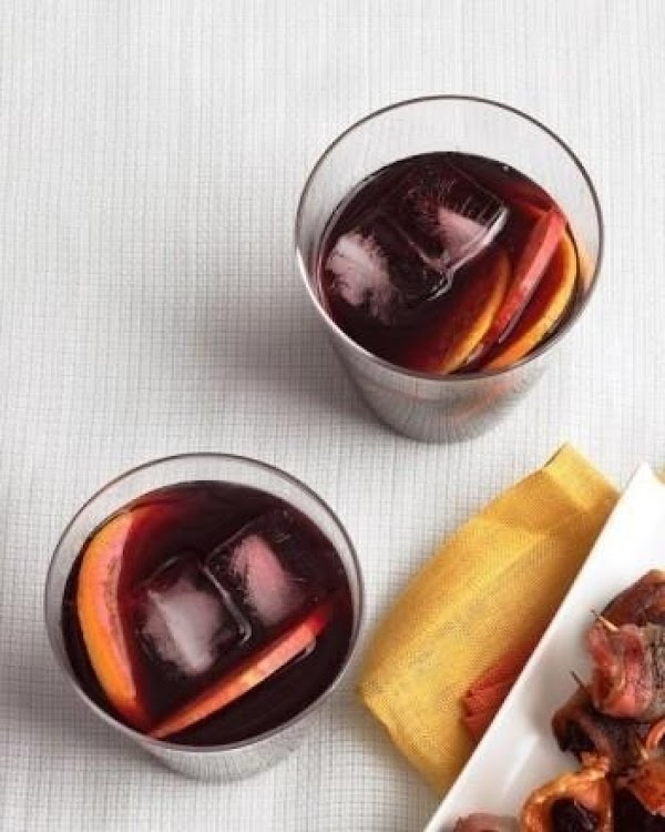 Harvest Sangria Punch Recipe